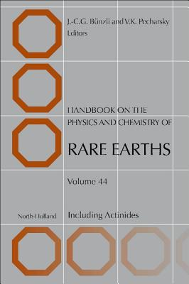 Handbook on the Physics and Chemistry of Rare Earths By Bnnzli, J.-c. G. (EDT)/ Pecharsky, Vitalij K. (EDT)